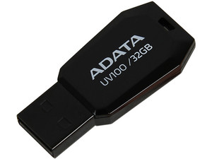 Unidad Flash USB 2.0 ADATA DashDrive UV100 de 32 GB.