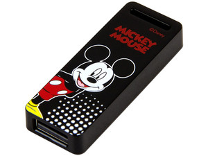 Unidad Flash USB 2.0 ADATA T009 Mickey Mouse de 4GB.
