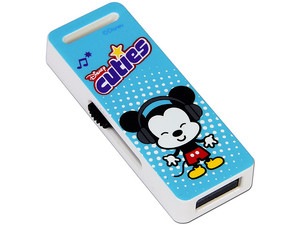 Unidad Flash USB 2.0 ADATA Disney Cuties Mickey Mouse de 8GB