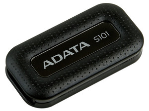 Unidad Flash USB 2.0 ADATA Superior S101 de 4GB. Color Negra