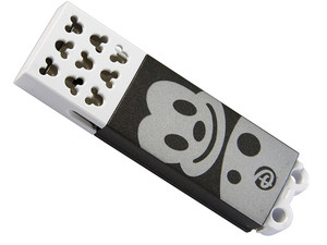 Unidad Flash USB 2.0 ADATA Disney Mickey Mouse de 2GB