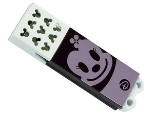 Unidad Flash USB 2.0 ADATA Disney Minnie de 16GB