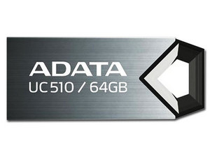Unidad Flash USB 2.0 ADATA DashDrive Choice UC510 de 64 GB.