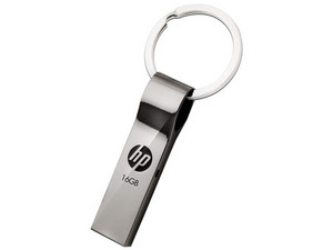 Unidad Flash USB 2.0 HP HPFD285W-16 de 16GB.