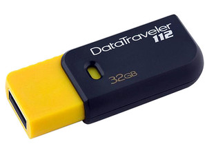 Unidad Flash USB 2.0 Kingston DataTraveler 112 de 32GB
