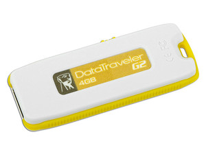 Unidad Flash USB 2.0 Kingston DataTraveler G2 de 4GB