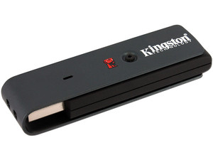 Unidad Flash USB 2.0 Kingston DataTraveler Locker+ de 4GB.