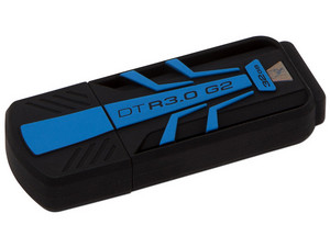 Unidad Flash USB 3.0 Kingston DataTraveler R3.0 G2 de 32 GB.