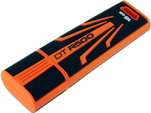 Unidad Flash USB 2.0 Kingston DataTraveler R500 de 16GB.