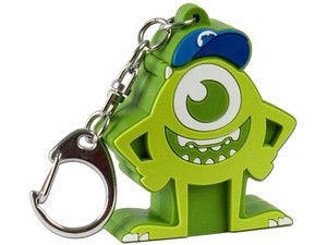 Unidad Flash USB 2.0 Monster University Mike Wazowski  de 8 GB.