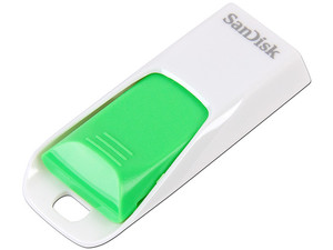 Unidad Flash USB 2.0 SanDisk Cruzer Edge de 16 GB