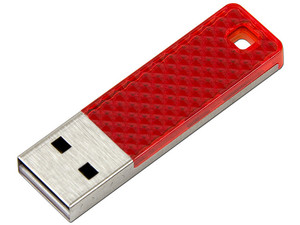 Unidad Flash USB 2.0 SanDisk Cruzer Facet de 8 GB