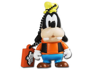 Unidad Flash USB Manhattan Disney Goofy de 8 GB.