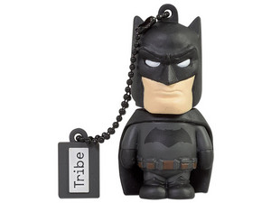 Unidad Flash USB 2.0 Tribe DC Batman de 8 GB.