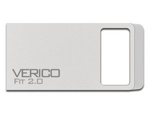 Unidad Flash USB 2.0 Verico de 16GB. Color Gris.