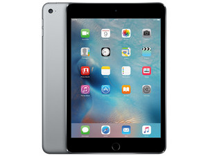 iPad mini 4 Wi-Fi + Cellular de 128 GB, Gris Espacial.