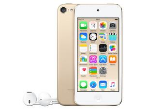 iPod touch de 32 GB, Dorado.
