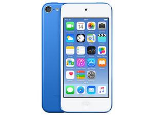 iPod touch de 128GB. Color azul.