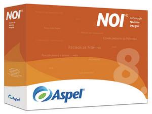 Sistema de Nomina Integral Aspel NOI 8.0 (1 Usuario Adicional)
