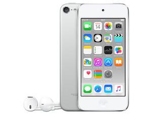 iPod touch de 16 GB, Plateado.