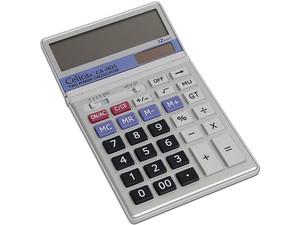 Calculadora de Escritorio Celica CA-2625, 12 dígitos.