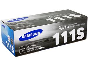 Cartucho De T 243 Ner Samsung 111s Negro Modelo Mlt D111s