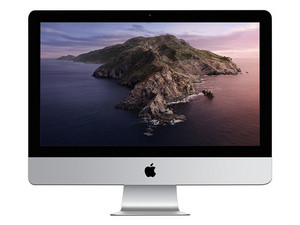 "Apple iMac 21.5: Procesador Intel Core i3 (3.60 GHz), Memoria de 8GB DDR4, SSD de 256GB, Pantalla de 21.5"" LED, Video Radeon Pro 555X, Unidad Óptica No Incluida, S.O. macOS Catalina"
