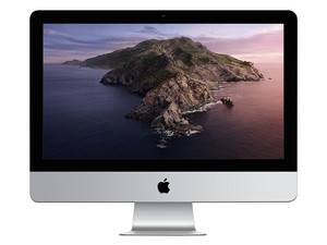 "Apple iMac MHK33E/A: Procesador Intel Core i5 (hasta 4.10 GHz), Memoria de 8GB DDR4, SSD de 256GB, Pantalla de 21.5"" LED, Video Radeon Pro 560X, S.O. macOS Catalina"