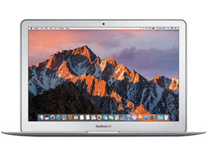 "Apple Macbook Air 13 MQD32E/A: Procesador Intel Core i5 1.8 GHz (hasta 2.9 GHz), Memoria de 8GB LPDDR3, SSD de 128GB, Pantalla de 13.3"" LED, Video Intel HD Graphics 600, S.O. macOS Sierra"