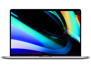 "Laptop Apple MacBook Pro 16 MVVJ2E/A: Procesador Intel Core i7 2.6 GHz (Turbo Boost de hasta 4.5 GHz), Memoria de 16GB DDR4, SSD de 512GB, Pantalla Retina de 16"" LED, Video Radeon Pro 5300M, Unidad Óptica No Incluida, S.O. macOS Catalina"