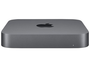 Apple Mac Mini 3: Procesador Intel Core i3 (hasta 3.6 GHz), Memoria de 8GB DDR4, SSD de 256GB, Video UHD Graphics 630,