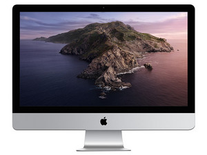 "Apple iMac 27: Procesador Intel Core i5 (hasta 4.5 GHz) , Memoria de 8GB DDR4, SSD de 256GB, Pantalla de 27"" LED, Video Radeon Pro 5300M, Unidad Óptica No Incluida, S.O. macOS Catalina"