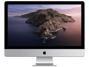 "Apple iMac 27: Procesador Intel Core i7 3.8 GHz (hasta 5.0 GHz con Turbo Boost), Memoria de 8GB DDR4, SSD de 512GB, Pantalla de 27"" LED, Video Radeon Pro 5500 XT, Unidad Óptica No Incluida, S.O. macOS Catalina"