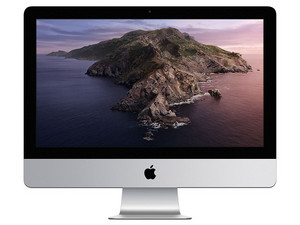 "Apple iMac 21.5: Procesador Intel Core i7 8700B (hasta 4.6 GHz), Memoria de 16GB DDR4, Pantalla de 21.5"" LED, Video Radeon Pro 555X, Unidad Óptica No Incluida, S.O. macOS Catalina."