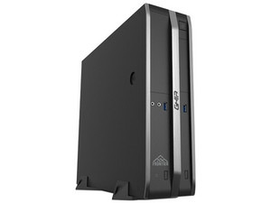 Desktop GHIA Frontier Slim PCGHIA-2613, Procesador Intel Core i3 9100F (hasta 4.20 GHz), Memoria de 8GB DDR5, Disco Duro de 1TB, Video GeForce GT 710, Unidad Óptica No Incluida, S.O. No Incluye.
