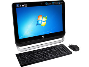Computadora HP All in One Omni 120-1106la,