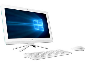 All in One HP 22-b019la,