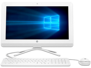 All in One HP 20-c208la,