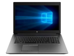 """Laptop HP ZBook 17 G6: Procesador Intel Core i7 9750H (hasta 4.50 GHz), Memoria de 8GB DDR4, SSD de 256GB, Pantalla de 17.3\"""" LED, Video Quadro T1000, Unidad Óptica No Incluida, S.O. Windows 10 Pro (64 Bits)."""