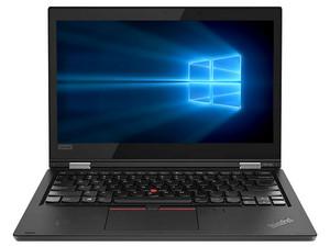 """Laptop Lenovo ThinkPad L380: Procesador Intel Core i7 8550U (hasta 4.0 GHz), Memoria de 16GB DDR4, SSD de 256GB, Pantalla de 13.3\"""" LED, Video UHD Graphics 620, Unidad Óptica No Incluida, S.O. Windows 10 Pro (64 Bits)"""