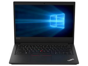 "Laptop Lenovo ThinkPad E495 : Procesador AMD Ryzen 5 3500U (hasta 3.70 GHz), Memoria de 16GB DDR4, SSD de 256GB, Pantalla de 14\"" LED, Video Radeon Vega 8, Unidad Óptica No Incluida, S.O. Windows 10 Home (64 Bits)"