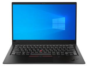 """Laptop Lenovo ThinkPad X1 Carbon: Procesador Intel Core i7 8565U (hasta 4.60 GHz), Memoria de 16GB LPDDR3, Disco Duro de 256GB, Pantalla de 14\"""" LED, Video UHD Graphics, Unidad Óptica No Incluida, S.O. Windows 10 Pro (64 Bits)"""