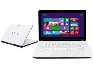 Laptop Sony VAIO Fit 14E SVF14413CLW:
