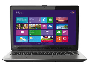 "Ultrabook Toshiba Satellite U40T-ASP4365SM: Procesador Intel Core i5 4200U a 2.6 GHz, Memoria de 6 GB DDR3L, D.D. de 750GB, Pantalla LED 14\"", Video Intel HD 4400, Red 802.11b/g/n, Windows 8.1 (64 Bits)"