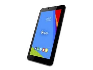 """Tablet Stylos Cerea 3G: Procesador Quad Core, Memoria RAM de 1GB, Almacenamiento de 8GB, Cámaras: Frontal y posterior, Pantalla LED Touch de 7\"""", Red Bluetooth, Wi-Fi 802.11 b/g/n, 3G, Android 5.0. Color Negro."""