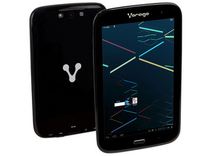 Tablet Vorago Pad 300 con Android 4.0, Wi-Fi, 2 Cámaras, Pantalla HD (1280x800) IPS Multi-touch Capacitiva de 7