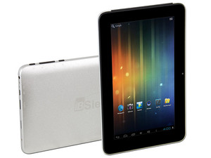 Tablet iB Sleek con Android 4.0, Wi-Fi, Cámara, Pantalla Multi-touch Capacitiva de 7
