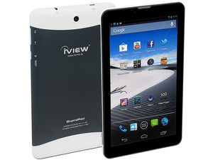 Tablet Iview Suprapad Phone con Android 4.1, Wi-Fi, 2 Cámaras, Pantalla Multi-touch de 7