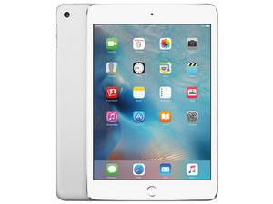 iPad mini 4 Wi-Fi + Cellular de 128 GB, Plata.