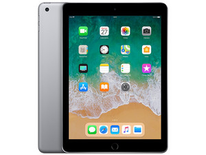 iPad 9.7 Wi-Fi + Cellular de 128 GB, Gris Espacial.